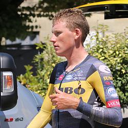 LIBOURNE (FRA) CYCLING: July 16<br /> 19th stage Tour de France Libourne- Saint-Émilion<br /> Mike Teunissen
