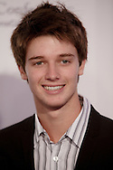 Patrick Schwarzenegger, son of Arnold Scharzenegger..The Women's Conference held in Long Beach at the convention center hosted by California First Lady Maria Shriver and Governor Arnold Schwarzenegger..