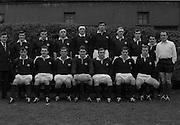 Irish Rugby Football Union, Ireland v Scotland, Five Nations, Landsdowne Road, Dublin, Ireland, Saturday 24th February, 1968,.24.2.1968, 2.24.1968,..Referee- M Joseph, Welsh Rugby Union, ..Score- Ireland 14 - 6 Scotland, ..Scottish Team, ..S Wilson, Wearing number 15 Scottish jersey, Full Back, London Scottish Rugby Football Club, Surrey, England, ..G J Keith, Wearing number 11 Scottish jersey, Left Wing, Wasps Rugby Football Club, London, England, ..J N M Frame, Wearing number 12 Scottish jersey,  Left Centre, Edinburgh University Rugby Football Club, Edinburgh, Scotland,..J W C Turner, Wearing number 13 Scottish jersey,  Right Centre, Gala Rugby Football Club, Galashiels, Scotland, ..A J W Hinshelwood, Wearing number 14 Scottish jersey,  Right Wing, London Scottish Rugby Football Club, Surrey, England, ..D H Chisholm, Wearing number 10 Scottish jersey, Stand Off, Melrose Rugby Football Club, Melrose, Scotland, ..I G McCrae, Wearing number 9 Scottish jersey, Scrum Half, Gordonians Rugby Football Club, Aberdeen, Scotland, ..R J Arneil, Wearing number 8 Scottish jersey, Forward, Edinburgh Academical Rugby Football Club, Edinburgh, Scotland, ..T G Elliot, Wearing number 7 Scottish jersey, Forward, Langholm Rugby Football Club, Dumfriesshire, Scotland,..J P Fisher, Wearing number 6 Scottish jersey, Captain of the Scottish team, Forward, London Scottish Rugby Football Club, Surrey, England, ..A F McHarg, Wearing number 5 Scottish jersey, Forward, West of Scotland Rugby Football Club, Milngavie, Scotland, ..P K Stagg, Wearing number 4 Scottish jersey, Forward, Sale Rugby Football Club, Cheshire, England, ..D M D Rollo, Wearing number 3 Scottish jersey,  Forward, Howe of Fife Rugby Football Club, Fife, Scotland,  ..F A L Laidlaw, Wearing number 2 Scottish jersey, Forward, Melrose Rugby Football Club, Melrose, Scotland,   ..A B Carmichael, Wearing number 1 Scottish jersey, Forward, West of Scotland Rugby Football Club, Milngavie, Scotland, . .