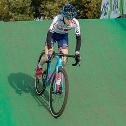 04-11-2018: Wielrennen: EK veldrijden: Rosmalen <br />Anna FLynn