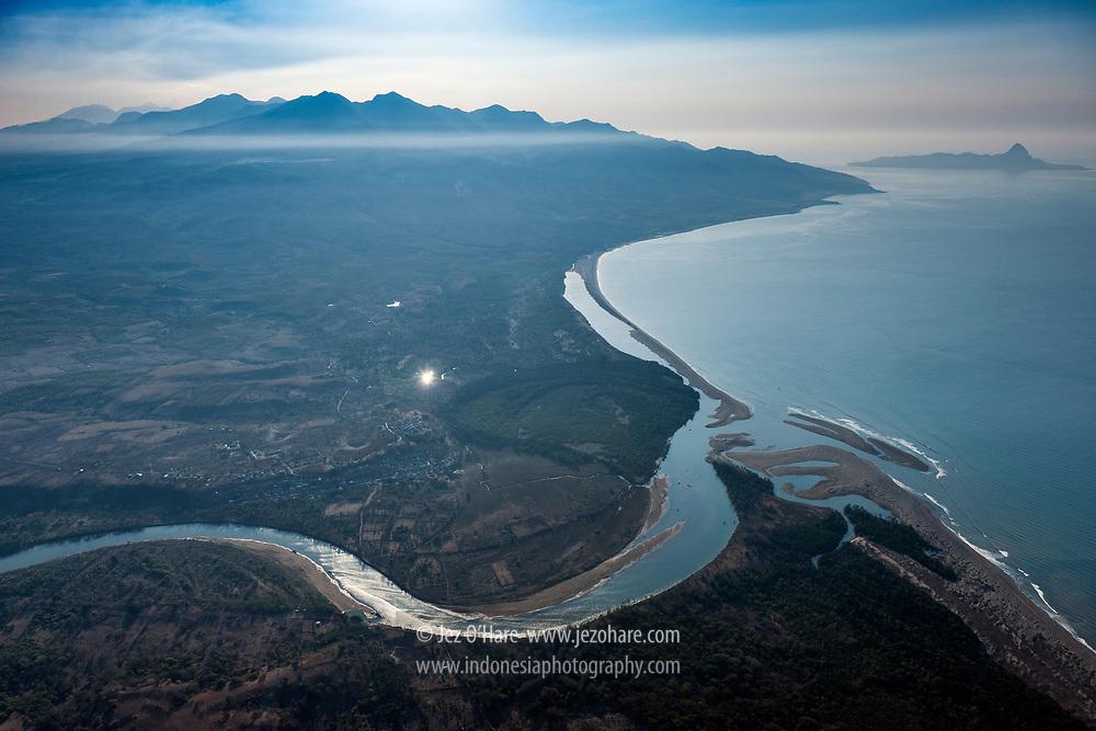 Nangalele, Mules island & the hills of Wae Rebo, Manggarai, Flores, Nusa Tenggara Timur, Indonesia