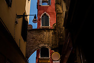 Scenes and details from Venice, Italy