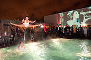 SYNCHRONISED SWIMMERS, InStyle Best Of British Talent , Shoreditch House, Ebor Street, London, E1 6AW, 26 January 2011