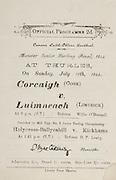 Munster Senior Hurling Championship Final, 16.07.1944, 07.16.1944, 16th July 1944, .07161944MSHCF..Cork v Limerick,.
