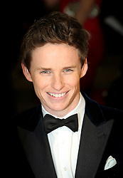 © London News Pictures. Eddie Redmayne, EE British Academy Film Awards (BAFTAs), Royal Opera House Covent Garden, London UK, 08 February 2015, Photo by Richard Goldschmidt /LNP