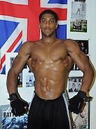 Joshua & Mitchell Workout 300913