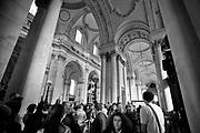 Londyn, 2009-10-23. Katedra św. Pawła