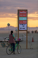 "Awful's Gas & Snack by: Matthew Gerring & Crank Factory from: San Francisco, CA year: 2019<br /> <br /> Awful's Gas & Snack: Your Gateway to the Big Wild! See one of the few remaining gasoline stations, painstakingly preserved since the mid-21st century. Travel back to a time when hardy men roamed the ""open road"" seeking fortune & freedom. Wilderness passes & provisions available. NO GAS AVAILABLE FOR PURCHASE, PLEASE DON'T ASK. URL: http://awfulsgas.com Contact: awfuls@awfulsgas.com"