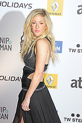 © Licensed to London News Pictures. 15/10/2013. Ellie Goulding, Attitude Magazine Awards 2013, Royal Courts of Justice, London UK, 15 October 2013. Photo credit : Brett D. Cove/Piqtured/LNP