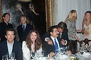 Prince Mishaal Al Saud; ANDREA DIBELIUS, preview of Pinchuk Foundation's Future Generation Art Prize,     Palazzo Contarini PolignacVenice. Venice Bienalle. Thursday 30 May).