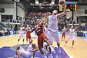 Cagliari, 21/08/2012<br /> Basket, Eurobasket 2013 Qualifying Round<br /> Italia - Turchia<br /> Nella foto: Marco Cusin<br /> Foto Ciamillo