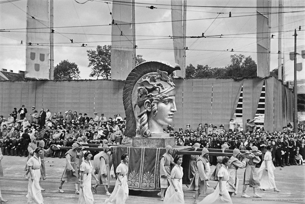 Day of German Art Procession, Munich, Germany, 1937