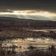Sunrise, Hinsdale, MA