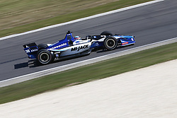 April 20, 2018 - Birmingham, Alabama, United States of America - April 20, 2018 - Birmingham, Alabama, USA: TAKUMA SATO (30) of Japan takes to the track to practice for the Honda Grand Prix of Alabama at Barber Motorsports Park in Birmingham, Alabama. (Credit Image: © Justin R. Noe Asp Inc/ASP via ZUMA Wire)