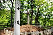 CHRIST'S TOMB (IN JAPAN)