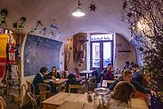 2020-02-02 Kraków. Nowa Prowincja – kawiarnia działające w Krakowie przy ulicy Brackiej.