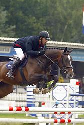 Van Asten Mathijs-Tess<br /> KWPN Paardendagen Ermelo 2004<br /> Photo © Hippo Foto