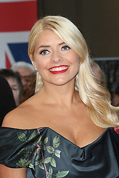 Holly Willoughby, Pride of Britain Awards, Grosvenor House Hotel, London UK. 28 September, Photo by Richard Goldschmidt /LNP © London News Pictures