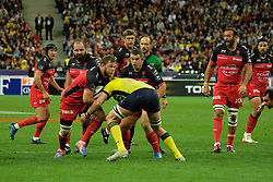 June 5, 2017 - Saint Denis, Seine Saint Denis, France - VERMEULEN (C.) player of the Rugby Club Toulonnais during the final of the French Rugby Championship Top 14 against ASM Clermont-Auvergne at the stadium of France - St Denis France.ASM Clermont beat RC Toulon 22-16 (Credit Image: © Pierre Stevenin via ZUMA Wire)