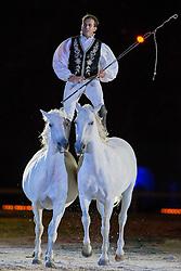 Lorenzo - Opening Ceremony - Alltech FEI World Equestrian Games™ 2014 - Normandy, France.<br /> © Hippo Foto Team - Leanjo de Koster<br /> 24/06/14