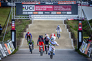 #1 (SMULDERS Laura) NED wins at Round 4 of the 2019 UCI BMX Supercross World Cup in Papendal, The Netherlands