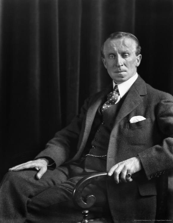 John Buchan, Scottish Author, 1922