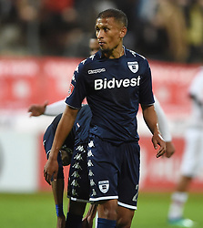 Cape Town-180411 Disappointed Wits player Nazeer Allie after losing 1-0 against Ajax Cape Town in a PSL match played at Athlone stadium.photographer:Phando Jikelo/African News Agency/ANA