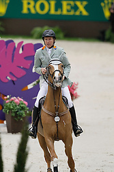 Beerbaum Ludger (GER) - Gotha<br /> Rolex FEI World Cup Final - Geneve 2010<br /> © Dirk Caremans