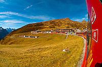 Kleine Scheidegg, Canton Bern, Switzerland