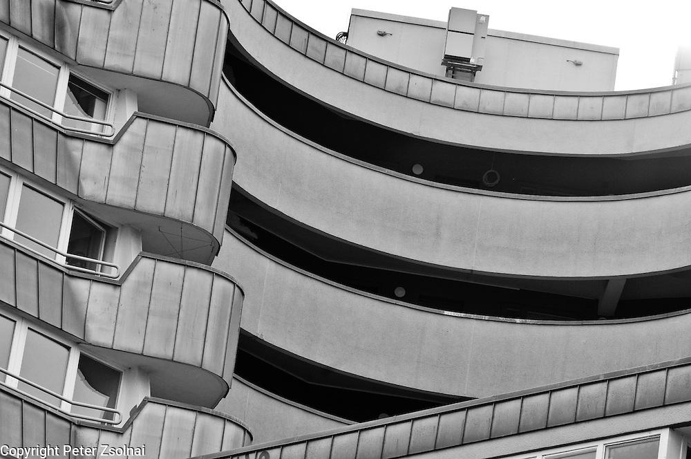Building in Berlin, Germany.