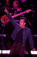 John Mellencamp performs at the Joyce Center Friday Night. A review of the concert will be in Sunday's paper.