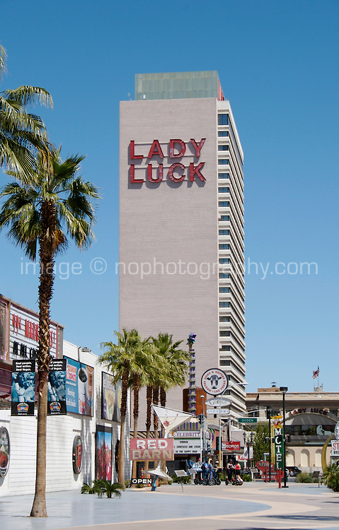 Lady luck casino in downtown Las Vegas nevada