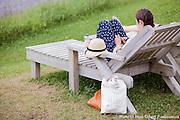 """32e Festival en Chanson de Petite Vallée """"OK on part"""". Couverture photographique © Marc Gibert / adecom.ca pour Francophonie Express à  Théâtre de la Vieille Forge / Petite Vallée / Gaspésie, Quebec / Canada / 2014-07-03, Photo © Marc Gibert / adecom.ca"""