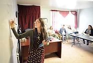 Welcoming the Strangers Speaking English Program in Warminster, Pennsylvania