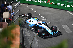 May 25, 2019 - Monaco, Monaco - Poland driver Robert Kubica of English team RoKit Williams Racing driving his single-seater during the 90th edition of the Monaco GP, 6th stage of the Formula 1 world championship, in Monaco-Ville, Monaco  (Credit Image: © Andrea Diodato/NurPhoto via ZUMA Press)
