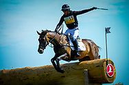 Daniel JOCELYN (NZL) riding Grovine de Reve during the World Equestrian Festival, CHIO of Aachen 2018, on July 13th to 22th, 2018 at Aachen - Aix la Chapelle, Germany - Photo Christophe Bricot / ProSportsImages / DPPI