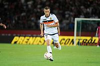 FOOTBALL - FRENCH CHAMPIONSHIP 2012/2013 - L1 - PARIS SG v FC LORIENT - 11/08/2012 - PHOTO JEAN MARIE HERVIO / REGAMEDIA / DPPI - GREGORY BOURILLON (FCL)