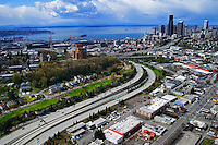 Beacon Hill & Interstate 90, Seattle