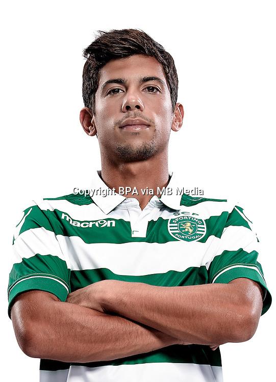 "Portugal - Primera Liga NOS 2015-2016 /  <br /> ( Sporting Lisboa ) - <br /> Andre Filipe Saraiva Martins "" Andre Martins """