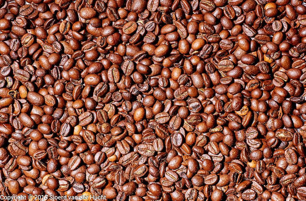 Koffiebonen - Roasted coffee beans