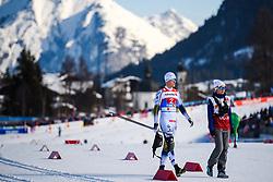 February 24, 2019 - Seefeld In Tirol, AUSTRIA - 190224 Oskar Svensson of Sweden after competing in men's team sprint semi final during the FIS Nordic World Ski Championships on February 24, 2019 in Seefeld in Tirol..Photo: Joel Marklund / BILDBYRN / kod JM / 87889 (Credit Image: © Joel Marklund/Bildbyran via ZUMA Press)