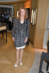 STEFANIE POWERS at a private view of photographs by Astrid Munoz entitled Unbridled Synchrony hosted by  Jaeger-LeCoultre at their boutique at 13 Old Bond Street, London on 13th July 2015.