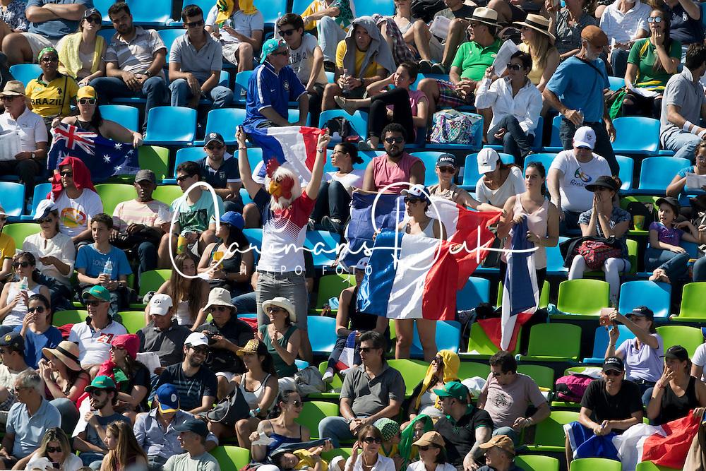Public France<br /> Olympic Games Rio 2016<br /> © Hippo Foto - Dirk Caremans<br /> 14/08/16