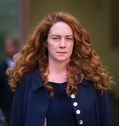 ** File pics - Rebekah Brooks return to News UK** © London News Pictures. 03/09/2012. London, UK. REBEKAH BROOKS, the former chief executive of News International, leaving Westminster Magistrates Court in London , on September 3, 2012 where she faced charges of alleged phone hacking while in control of The News of the World. Photo credit: Ben Cawthra/LNP