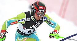 SKI ALPIN: Weltcup, Slalom, Herren, Zagreb, 06.01.2010<br />Mitja VALENCIC (SLO)<br />� pixathlon