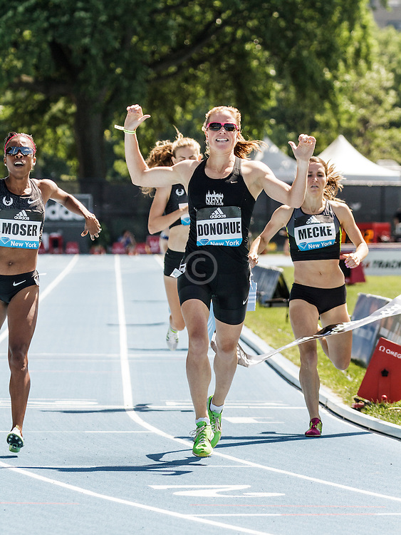 adidas Grand Prix Diamond League Track & Field: womens 1000m, Erin Donohue, NJ*NY TC