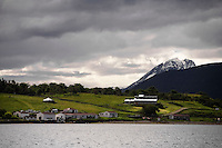 Estancia Harberton, located 85km from Ushuaia, is the oldest ranch in Tierra del Fuego in Argentina.