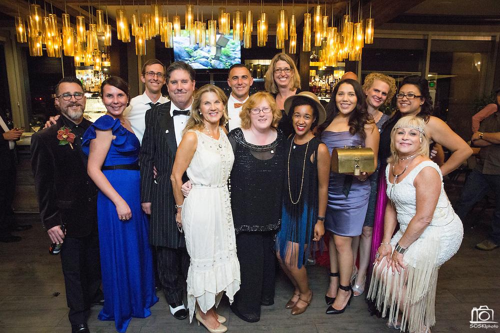 San Jose Jazz hosts their Turn the Key Silicon Valley Capital Club Charity Gala benefiting San Jose Jazz's Education Programs at the Silicon Valley Capital Club in San Jose, California, on October 18, 2014. (Stan Olszewski/SOSKIphoto)