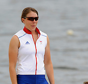 Reading, GREAT BRITIAN, Beth RODFORD, British Olympic Association, BOA, 2008 Beijing Olympic Rowing Team Announcement for 2008 Beijing Olympic Games, CHINA. .Redgrave and  Pinsent Rowing Lake, Caversham Training Centre, on Thursday, 26/06/2008. [Mandatory Credit:  Peter SPURRIER / Intersport Images] Rowing course: GB Rowing Training Complex, Redgrave Pinsent Lake, Caversham, Reading