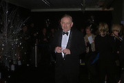 Peter   Bottomley. The Black and White Winter Ball. Old Billingsgate. London. 8 February 2006. -DO NOT ARCHIVE-© Copyright Photograph by Dafydd Jones 66 Stockwell Park Rd. London SW9 0DA Tel 020 7733 0108 www.dafjones.com